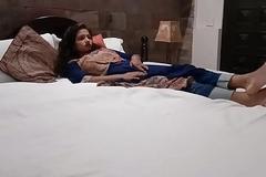 Sarika Juicy Indian Teen Savage Bedchamber Fuck