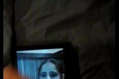 Mature muslim pakistani aunty cocked and cummed on