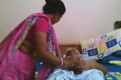Desi Maid Quickie With Old Essayist