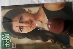 Tribute not far from freshly married Actress Samantha