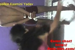 Indian Female dom Goddess Kaamini Yadav Belting Videoindianindian