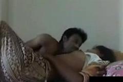 Cuddling with a Hawt Indian MILF