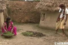 Village Bhabhi Dotard her Devar