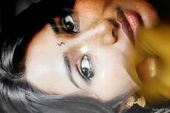 Cumshot to pornographic star swathi naidu