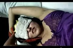 Indian teen wife Viral honeymoon video S&m