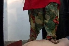 Mistress Makali trampling