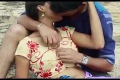 Desi Girl Intrigue With EX-Boyfriend in Outdoor - Hot Telugu Romantic Short Film 2017