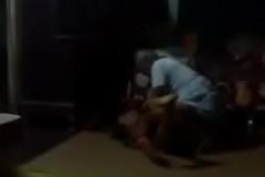 Neighbour tharki buddha bengali houseowner school master fucks maid  yon absence of wife all round hot fucking sound hidden video.MP4