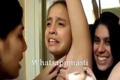 Hostel Hot College Girl Shaving