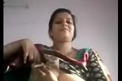 Desi teen showing boobs real