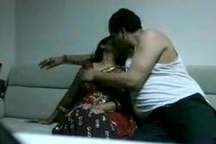 Indian Woman Screwed By A Fat Husband