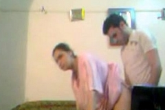 Indian Couple Try Anal Carnal knowledge