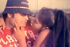 bangla videotape  hot actress  shopna sexy song showing her young big boobs kissess everywere