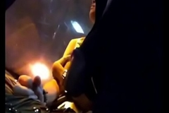 FLASH COCK ON BUS Sweeping tried tocking dick