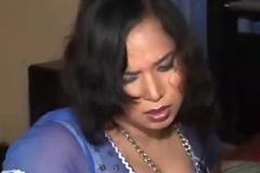 Horny Aunty Coaxing Video