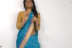 Hot Indian Aunty peeing be expeditious for brand-new boy in Hindi