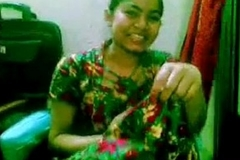 Hot Footjob By Desi Girl