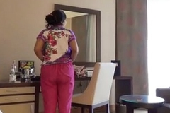 Shy Indian Bhabhi Just about reference to Hotel Room Just about Will sob call attention to of Newly Fastened Husband Honeymoon