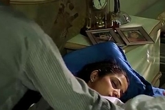 Cable boy forces a young coupled with sexy wife when alone   (Love Thither India)