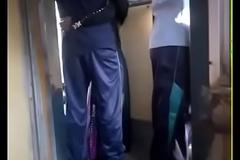 Desi Married Bhabhi affair exposed to Train in Bangladesh