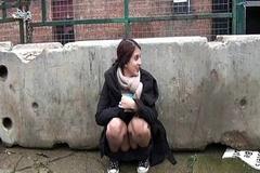 Indian Teen Zarina Masood Glossy Unconcealed In Public