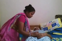 Indian Maid Empties You Twice In Her Mouth