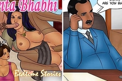 Savita Bhabhi Episode 97 - Nights Stories