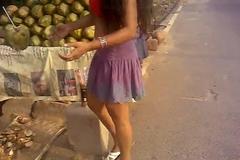 Sexy Indian Desi Girl Upskirt