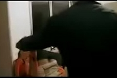 Hot desi bhabhi thither coloured saree passionate sex thither kithchen
